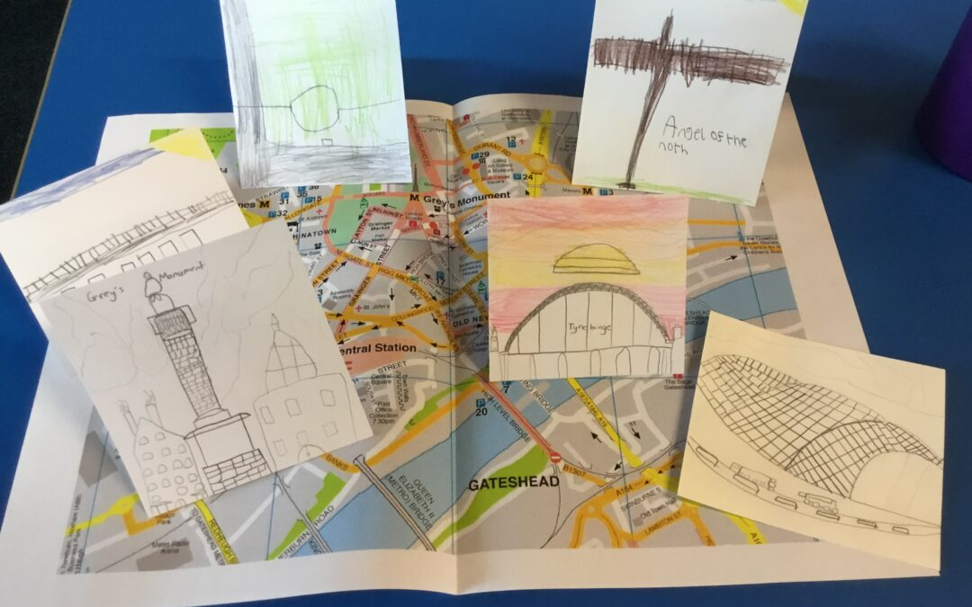 Year 3 – 3D Map of River Tyne