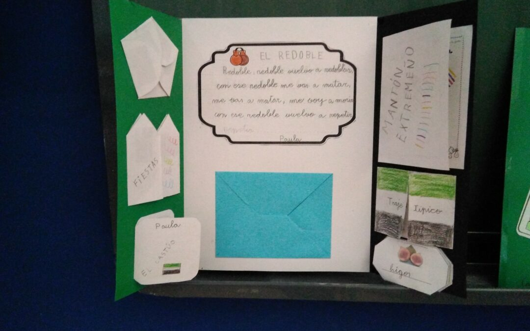 LAPBOOK WITH TRADITIONS AND CULTURE OF OUR REGION